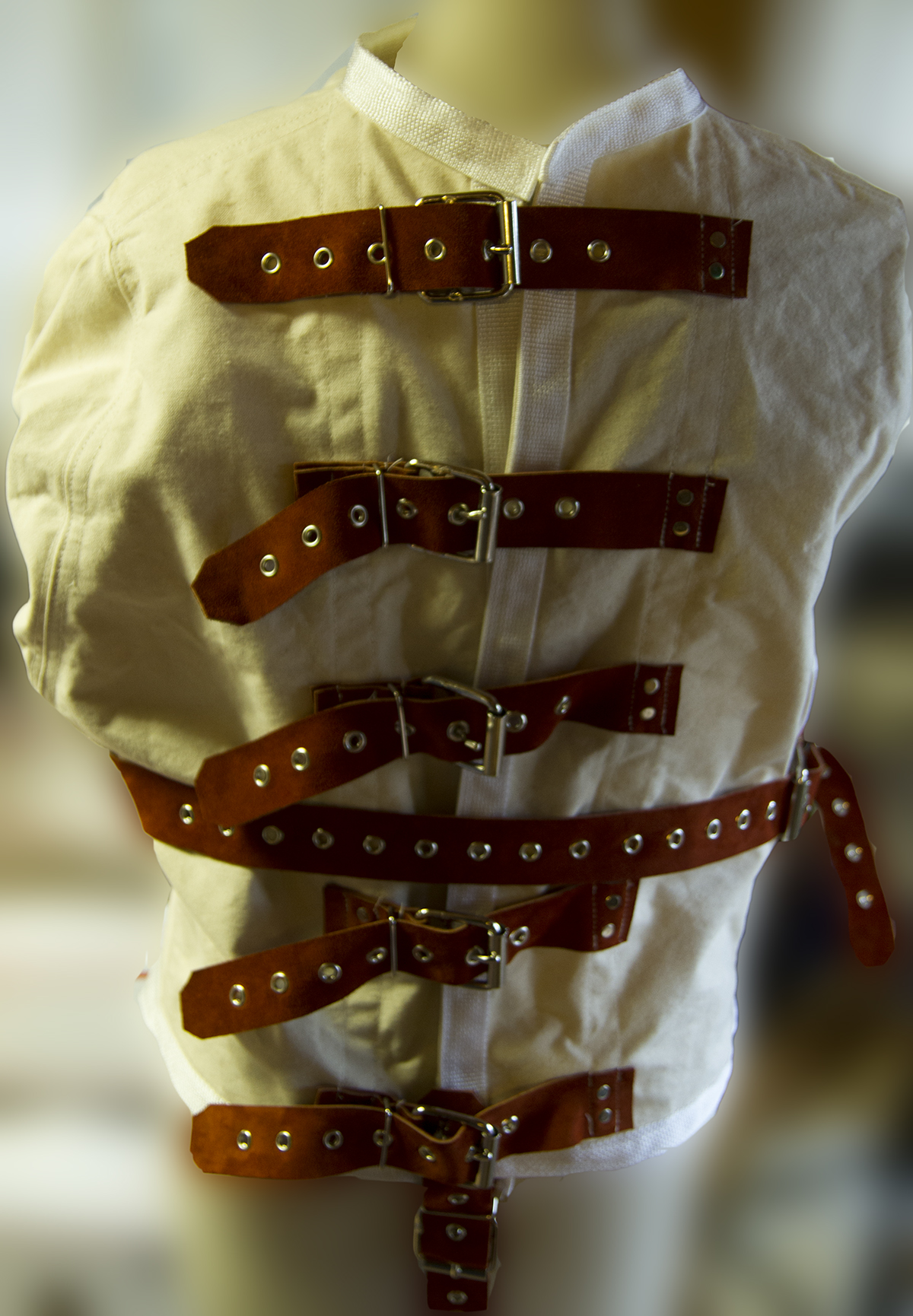 Real Leather Straitjackets