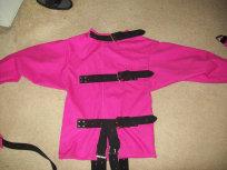 Pink Straight Jacket IMOITc